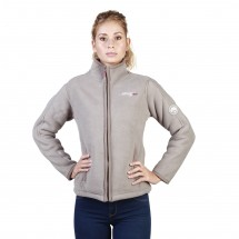 Geographical Norway Sweat-shirt femme tapir wo taupe