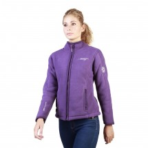 Geographical Norway Sweat-shirt femme tapir wo violet