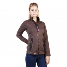 Geographical Norway Sweat-shirt femme tazzera wo marron