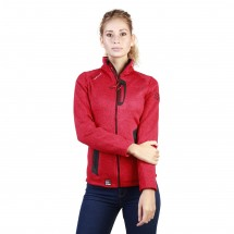 Geographical Norway Sweat-shirt femme tazzera wo rouge