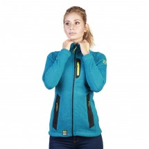 Geographical Norway Sweat-shirt femme tazzera wo turquoise