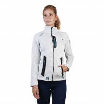 Geographical Norway Sweat-shirt femme tazzera wo white