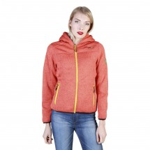 Geographical Norway Sweat-shirt femme torche wo corail