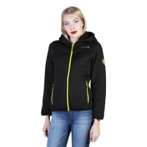 Geographical Norway Sweat-shirt femme torche wo noir
