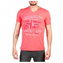 Geographical Norway T-shirt homme jouri corail