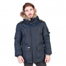 Geographical Norway Veste homme ametyste bleu