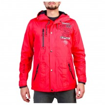 Geographical Norway Veste homme clement rouge
