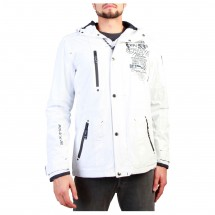 Geographical Norway Veste homme clement white