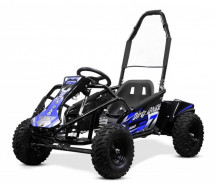 Gokid Dirty 1000W 48V brushless bleu Buggy enfant