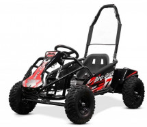 Gokid Dirty 1000W 48V brushless rouge Buggy enfant