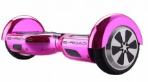 Hoverboard iO'chic 6.5″ Rose chromé