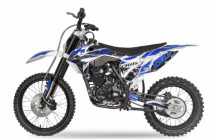 Hurricane 250cc bleu 19/16 pouces Dirt bike nouvelle version