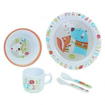 JANE Set repas 5 pieces ABC