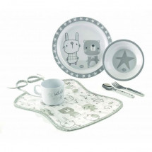 JANE Set repas 5 pieces Stars