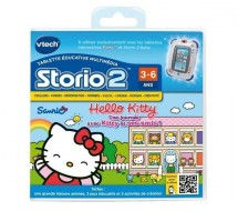 Jeu éducatif Storio 2 Hello Kitty