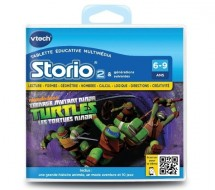 Jeu Storio 2 - Turtles, les tortues ninja