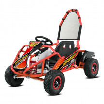 Karting enfant 100cc rouge Speeder