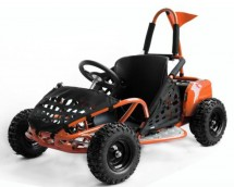 Kart enfant 1000W 12AH Gody orange