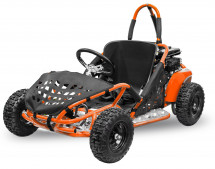 Kart enfant 80cc Gokid orange