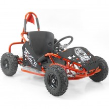 Kart enfant cross rouge 80cc