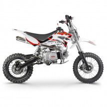 Kayo deluxe 110cc 14/12 semi-automatique Dirt Bike