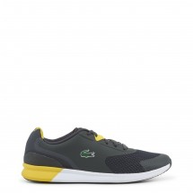 Lacoste Basket homme 734SPM0035 ltr dkgry ylw