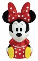 Lampe veilleuse 3D Minnie Disney