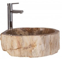 Lavabo vintage pierre naturel antique Sofia