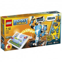 LEGO Boost 17101 Mes premieres Constructions Robot