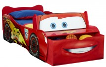 Lit Cars Flach Mc Queen 70x140 cm