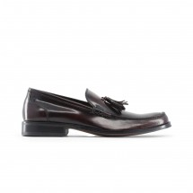 Made in Italia Mocassin homme dorian bordeaux