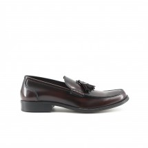 Made in Italia Mocassin homme marco bordeaux