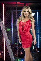 Mapalé Nuisette Dress red 4249