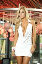 Mapalé Nuisette Dress white 4116