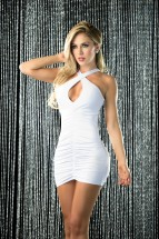 Mapalé Nuisette Dress white 4199