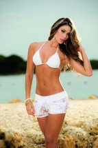 Mapalé Short Short white 7736