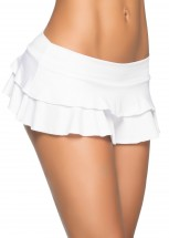 Mapalé Short Skirt white 5022