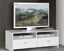 Meuble TV Blanc Basic