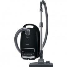 MIELE Complete C3 Black Diamond Aspirateur - 550 W - Rayon d'action 12 m - Noir