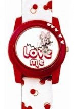 Montre Disney Love Minnie Wrist Art