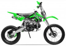 Moto cross 125cc automatique 17/14 vert Sprinter