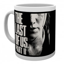 MUG THE LAST OF US 2 - VISAGE du Personnage Principal - GB eye