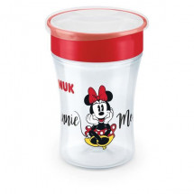 NUK Magic Cup - 360 silicone - Mickey/Minnie 8m+
