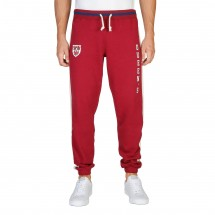Oxford University Pantalon de jogging homme queens pant rouge