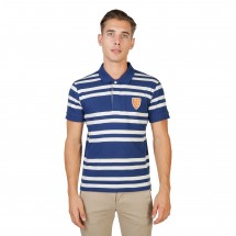 Oxford University Polo homme oriel rugby mm bleu