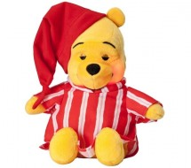 Peluche Winnie l'ourson cali nuit Tomy