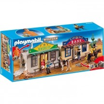 Playmobil 4398 Coffret cow-boy transportable