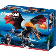 Playmobil 5482 Grand Dragon Royal avec Flamme