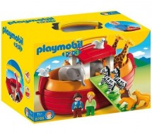 Playmobil 6765 Arche de Noé transportable