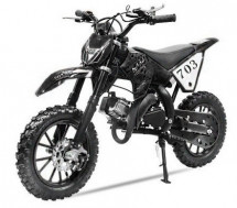 Moto enfant Super cross 49cc 10/10 noir